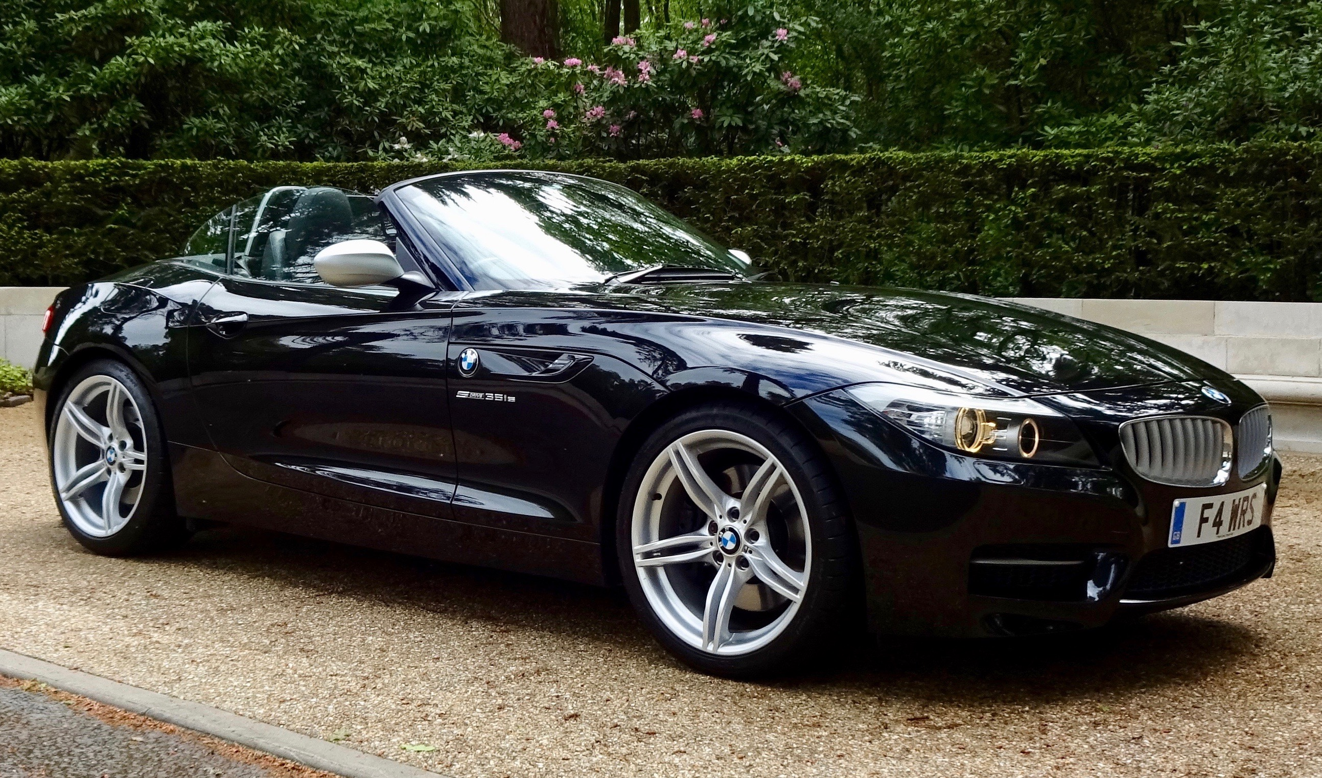 2010 Sapphire Black 35is Sold Z4 Forum Com